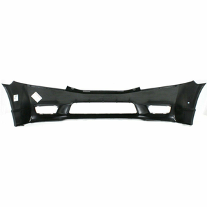 2009-2011 Honda Civic Sedan Front Bumper Painted to Match