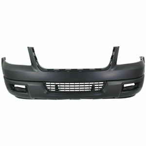 2004-2006 Ford Expedition Front Bumper Painted to Match