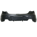2007-2009 Mazda 3 Hatchback Rear Bumper Painted to Match