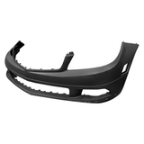 2008-2011 MERCEDES-BENZ C230 Front Bumper Cover W204  w/o AMG Styling Pkg  w/o H/Lamp Washers  w/o Parktronic Painted to Match