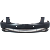2006-2011 CADILLAC DTS Front Bumper Cover w/object sensors Painted to Match