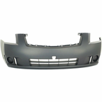 Load image into Gallery viewer, 2007-2009 Nissan Sentra No fog Sedan Front Bumper Painted to Match