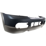 2002-2003 FORD EXPLORER Front Bumper Cover except Sport  XLT  tan Painted to Match