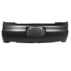 2001-2002 HONDA ACCORD Rear Bumper Cover 2dr coupe  w/o marker lamp hole Painted to Match