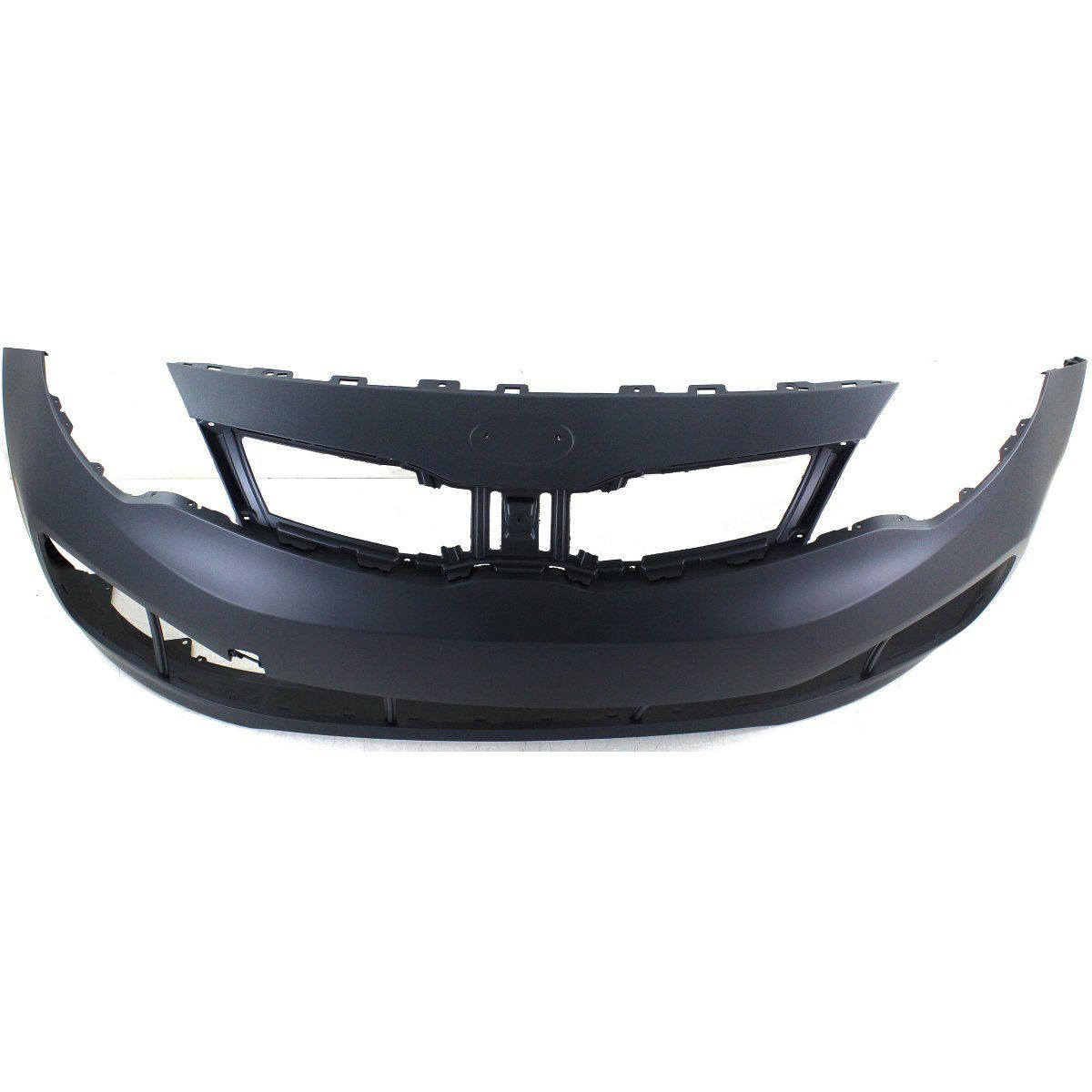 2012-2015 KIA RIO Front Bumper Cover Sedan Painted to Match