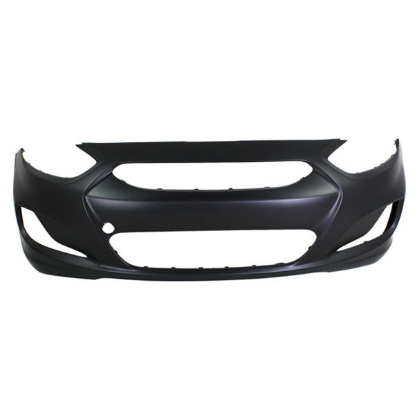 2012-2013 HYUNDAI ACCENT Front Bumper Cover SEDAN / HATCHBACK Painted to Match