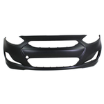 Load image into Gallery viewer, 2012-2013 HYUNDAI ACCENT Front Bumper Cover SEDAN / HATCHBACK Painted to Match