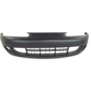 1995-1996 MITSUBISHI ECLIPSE Front Bumper Cover black Painted to Match