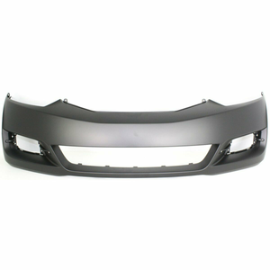 2009-2011 Honda Civic Coupe Front Bumper Painted to Match