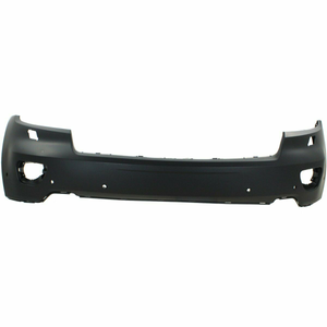2011-2013 JEEP GRAND CHEROKEE Front bumper w/Wash W/Snsr Painted to Match