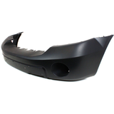 2007-2009 DODGE DURANGO Front Bumper Cover w/bright insert  w/o tow hooks Painted to Match