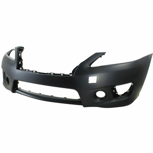 2013-2015 NISSAN SENTRA Front Bumper SR Painted to Match