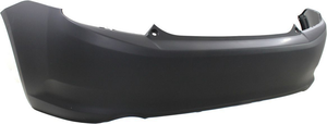 2011-2013 SCION TC Rear Bumper Cover Painted to Match