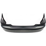 2001-2003 HONDA CIVIC Rear Bumper Cover 2dr coupe Painted to Match