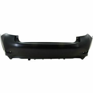 2013-2015 LEXUS ES350 Rear bumper w/o Sensors Painted to Match