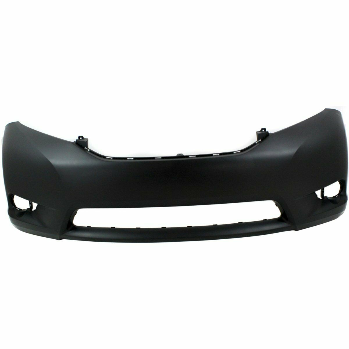 2011-2015 Toyota Sienna LE XLE Front Bumper Painted to Match