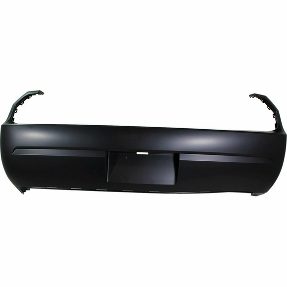 2012-2014 DODGE CHALLENGER Rear bumper w/o Sensors Painted to Match