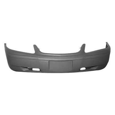 2000-2005 CHEVY IMPALA Front Bumper Cover base model  w/body side molding  w/o appearance package Painted to Match