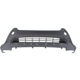 2013-2015 TOYOTA RAV4 Front Bumper Cover Lower XLE|LIMITED Painted to Match