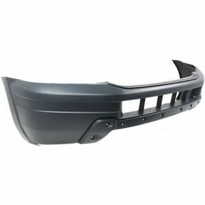2003-2005 Honda Pilot Front Bumper Painted to Match