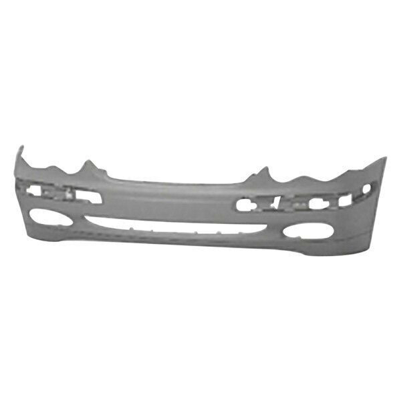 2001-2004 Mercedes-Benz C240 C320 Front Bumper Painted to Match