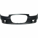 2002-2004 Chrysler Concorde Front Bumper Painted to Match