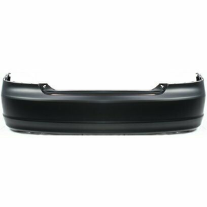 2001-2003 Honda Civic Coupe Rear Bumper Painted to Match