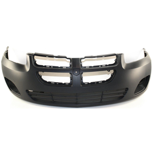 2004-2006 DODGE STRATUS Front Bumper Cover 4dr sedan  w/Fog Lamps Painted to Match