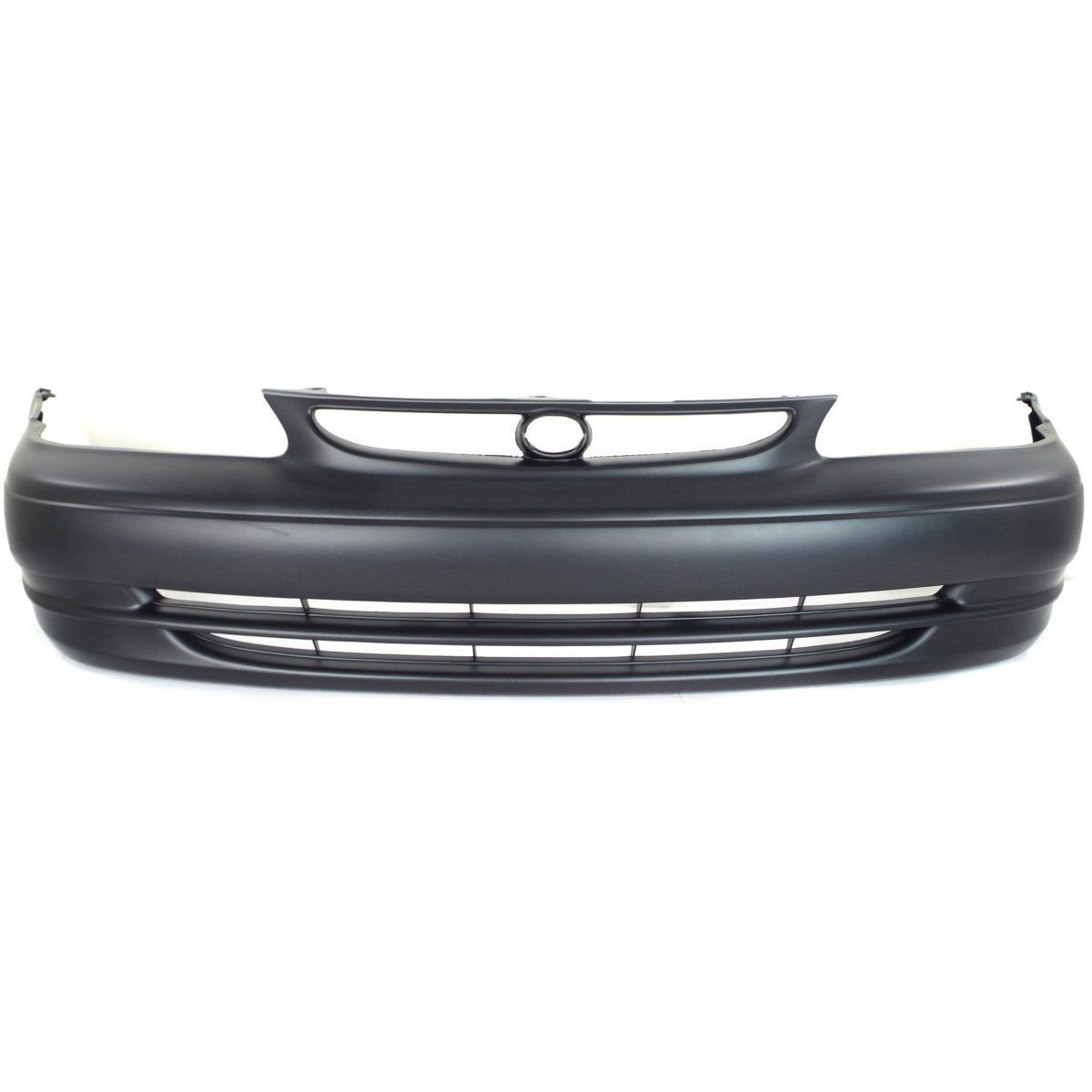 1998-2000 TOYOTA COROLLA Front Bumper Cover Painted to Match
