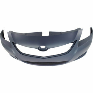 2010-2011 Toyota Yaris Sedan Front Bumper Painted to Match