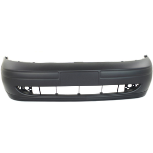2000-2004 FORD FOCUS Front Bumper Cover 4dr sedan  w/o Fog Lamps  w/o Street Edition Painted to Match