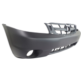 2001-2004 MAZDA TRIBUTE Front Bumper Cover w/o Fog lamp holes  cut if needed  matte-gray Painted to Match