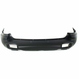 2001-2004 Hyundai Santa Fe Rear Bumper Painted to Match