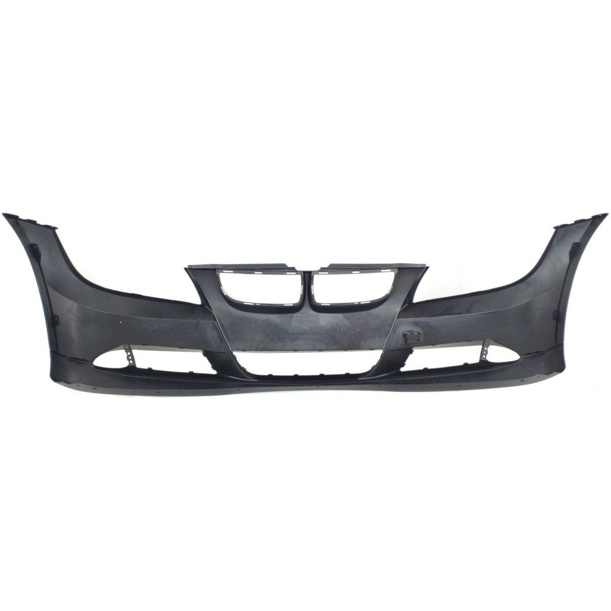 2006-2008 BMW 3-SERIES Front Bumper Cover 4dr sedan/wagon  w/o pk distance control  w/o headlamp washer Painted to Match