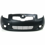 2007-2008 Toyota Yaris Hatchback Front Bumper Painted to Match