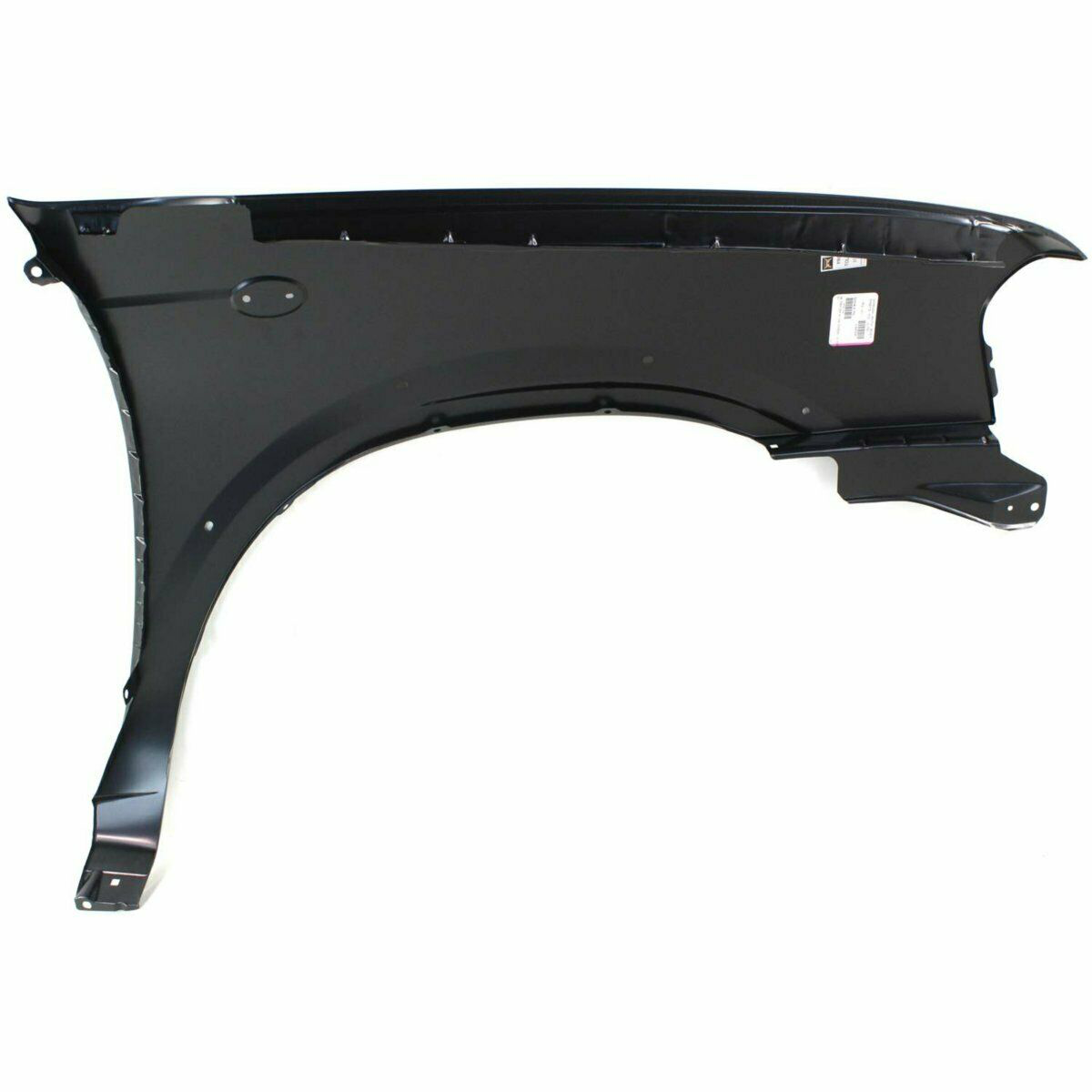 2001-2004 Nissan Frontier 2.4L Left Fender Painted to Match