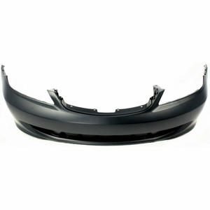 2004-2005 Honda Civic Coupe Front Bumper Painted to Match