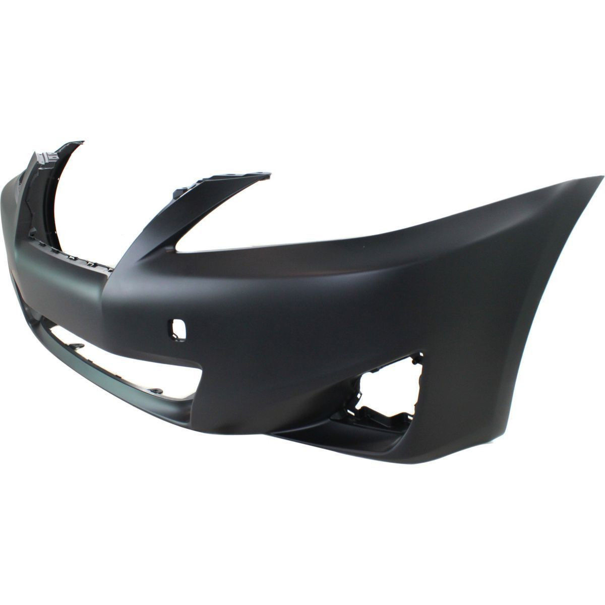 2011-2013 LEXUS IS350 Front Bumper Cover w/o Headlamp Washer  w/o Park Distance Sensors Painted to Match