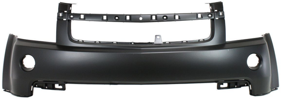 2007-2009 CHEVY EQUINOX Front Bumper Cover Painted to Match