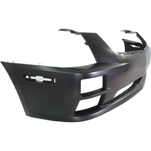 2005-2007 CADILLAC STS Front Bumper Cover w/o Headlamp Washer Painted to Match