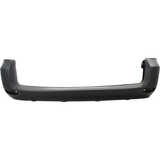 2006-2012 TOYOTA RAV4 Rear Bumper Cover w/wheel opening flares Painted to Match