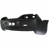 2010-2013 CHEVY CAMARO Rear bumper w/o Snsr Hole Painted to Match
