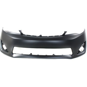 2012-2014 Toyota Camry Front Bumper Painted to Match