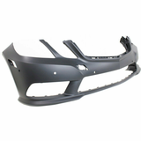 2010-2013 Mercedes-Benz E350 E550 Front Bumper Painted to Match