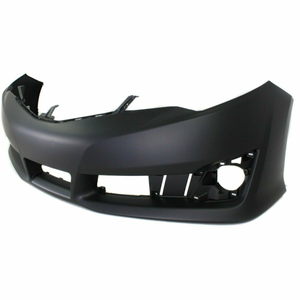 2012-2014 Toyota Camry SE Front Bumper Painted to Match