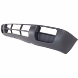 1996-1999 NISSAN PATHFINDER Front Bumper Cover matte-black  to 12/98 Painted to Match