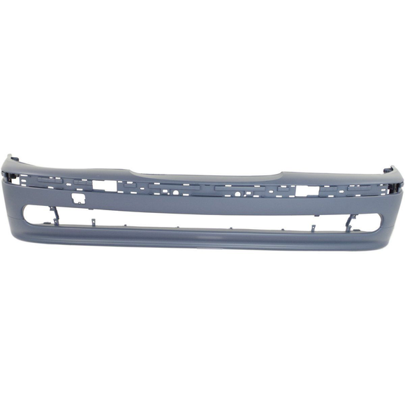 2001-2003 BMW 5-SERIES Front Bumper Cover w/o headlamp washer Painted to Match