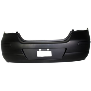 2007-2012 NISSAN VERSA Rear Bumper Cover H/B  w/o Sport Pkg Painted to Match