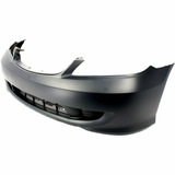 2004-2005 Honda Civic Sedan Front Bumper Painted to Match
