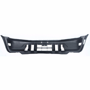 1997-2001 HONDA CR-V Front Bumper Cover LX/EX  dark gray Painted to Match